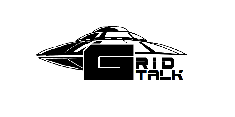 Grid Talk Logo