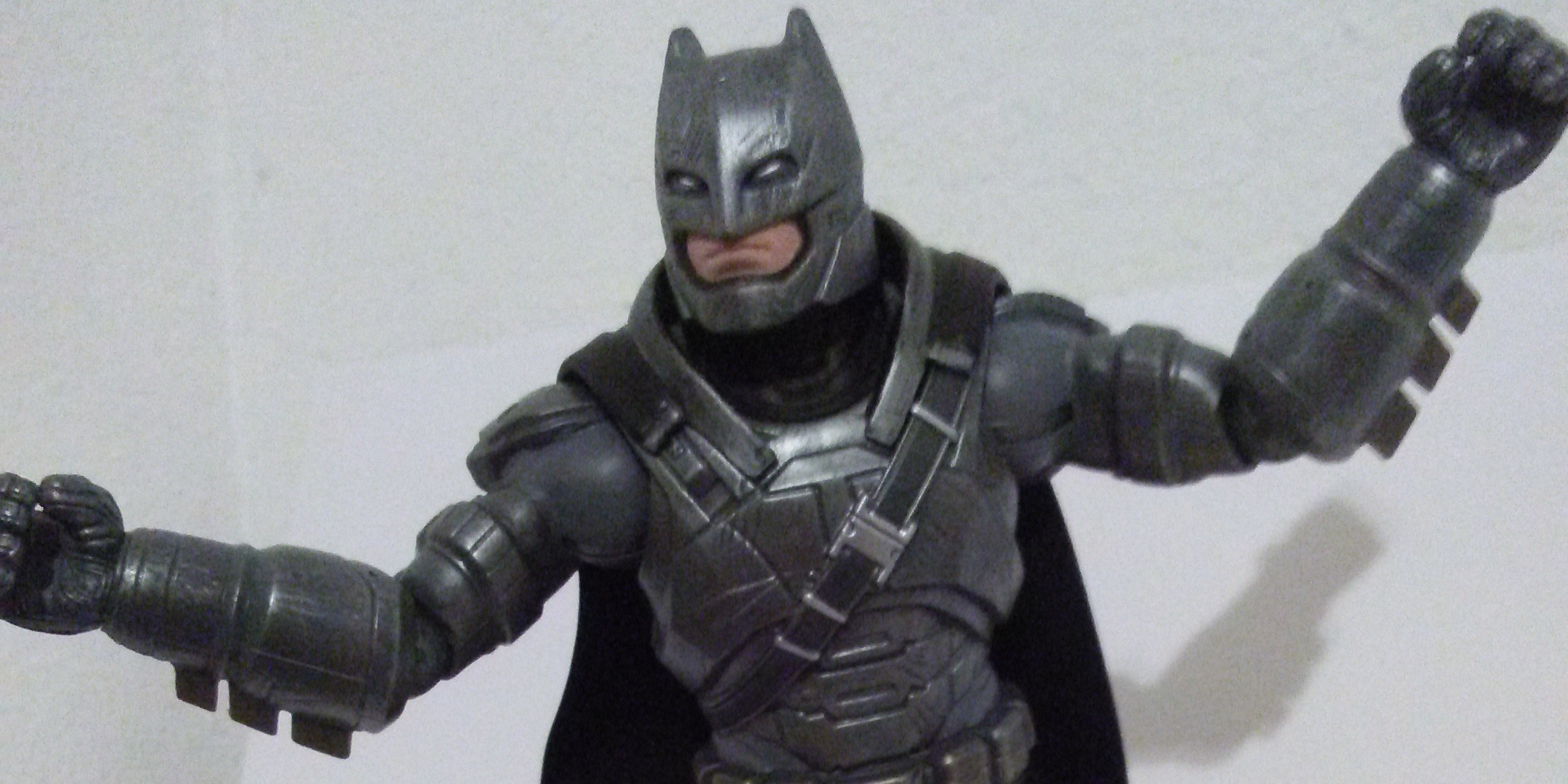 "Batman - armored 12"" Mutliverse figure"