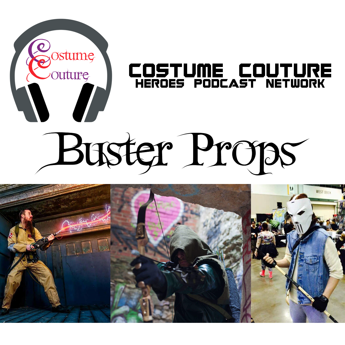 Costume Couture Buster Props
