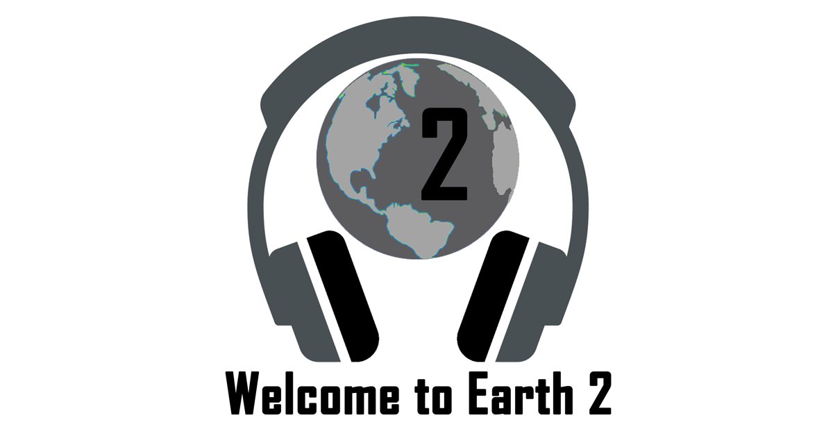 Welcome to Earth-2 Episode Logo